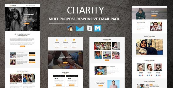 charity - multipurpose responsive html landing page (charity) CHARITY – Multipurpose Responsive HTML Landing Page (Charity) charity