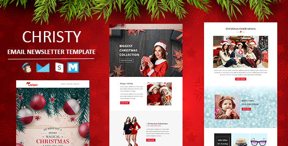 Vacation - Multipurpose Responsive Email Template With Stampready Builder & Mailchimp Access - 2